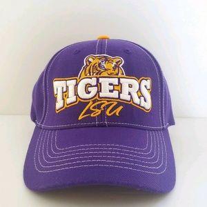 LSU Louisiana State University Purple Baseball Hat